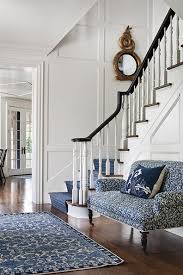 White Interiors Homes by 80 Best Blue U0026 White Interiors Images On Pinterest Blue Rooms