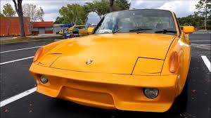 porsche 914 yellow 1972 porsche 914 cars by brasspineapple productions youtube