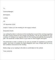 resignation letter follow up resignation letter after job