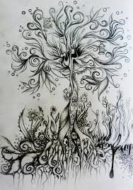 trippy tree tattoos pictures to pin on tattooskid