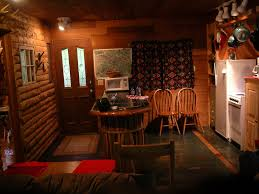 fresh rustic log cabin interiors 11777