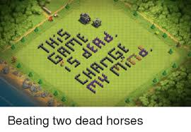 Beating A Dead Horse Meme - beating two dead horses horses meme on sizzle
