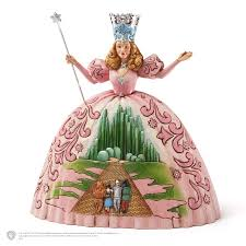glinda the good witch childrens costume jim shore figurines wizard of oz glinda giftcollector