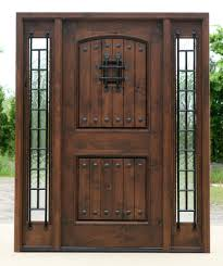 Wood Exterior Door Wood Exterior Doors With Glass Modern With Photo Of Wood Exterior