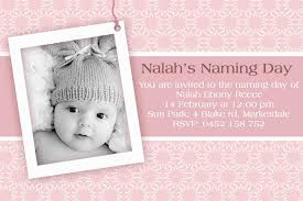 You Are Invited Card Baby Baptism Invitations Baby Christening Invitation