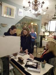 Meg Braff Chattychic4design Alexa Hampton Book Signing At Meg Braff Designs