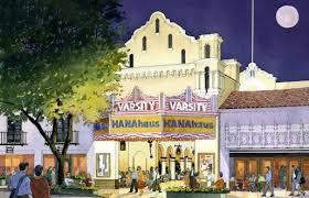 Varsity Theater Bathroom University Town Center