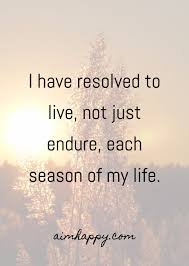 20 quotes about embracing all the seasons of