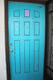 Red Door The Benefits Of A Red Front Door Painting Tutorial Crafty Chica