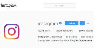 cara membuat akun instagram resmi seperti artis cara verifikasi akun instagram lencana centang biru sakaran