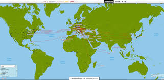 Japan Airlines Route Map by Where Would You Like To Go In 2016 Get Started With Skyscanner