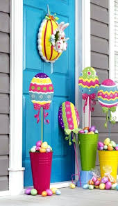 Easter Home Decorations Easter Wreaths For Front Door Uk Pinterest Decorations Ireland