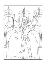 14 coloring pages robots images coloring