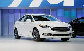 who designed the ford fusion 2017 ford fusion upgrade keeps popular design