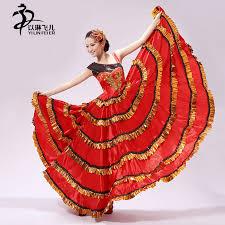 Spanish Dancer Halloween Costume Cheap Spanish Dancer Costume Aliexpress Alibaba