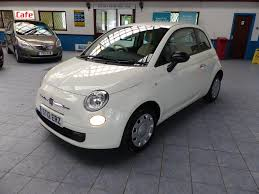 used 2012 fiat 500 pop edition 30 tax cam belt changed
