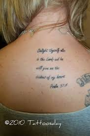 awesome bible verse tattoos tattoomagz