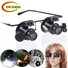 magnifying eyeglasses with light as seen on tv magnifying glasses to wear as seen on tv famous glasses 2018