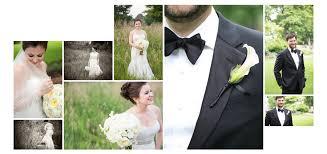 wedding album design album page sle los angeles wedding photography