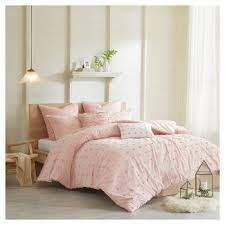 Pink And Grey Comforter Set Pink Comforters Target