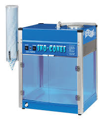 sno cone machine rental paragon blizzard sno cone machine for professional
