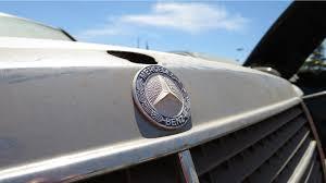 mercedes california junkyard find 1987 mercedes 190e 601 173 mile edition the