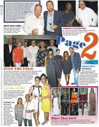 jamaican social life celebrity photos page2 jamaicaobserver com