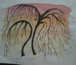 dead weeping willow tree by mutedemotions4397 on deviantart