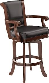 Extra Tall Bar Stools Furniture Elegant Brown Wood Frame Spectator Height Bar Stools