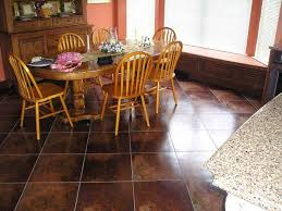 how to clean tile floors stonework