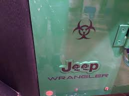 zombie response jeep product jeep rubicon wrangler zombie outbreak response team