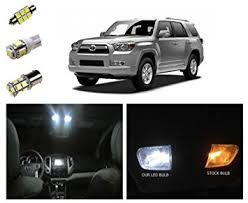 2013 4runner Limited Interior Amazon Com Toyota 4runner Led Package Interior Tag Reverse