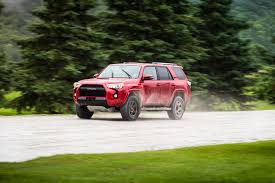 toyota sport utility vehicles the 2017 toyota 4runner trd pro is one of the last true suvs