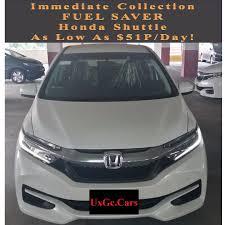 lexus singapore hotline immediate stock honda shuttle 2017 cars vehicle rentals on
