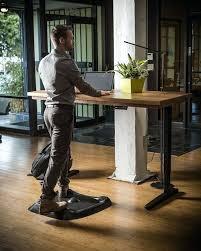 desk standing office desk india modern sit stand adjustable desk