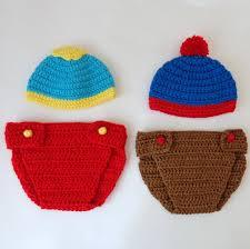 Cartman Halloween Costume South Park Hat Diaper Cover Eric Cartman Stan Marsh