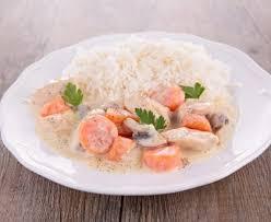 cuisiner la lotte marmiton blanquette de lotte aux petits légumes recette de blanquette de