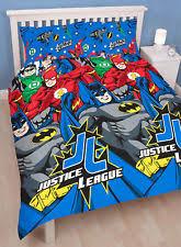 Superhero Double Duvet Set Superhero Bedding Ebay