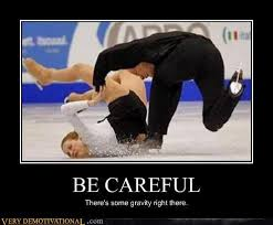 Ouch Meme - be careful very demotivational demotivational posters very