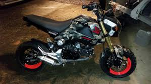 honda grom anybody got one moar camo and two tone wheels ar15 com