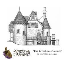 historical house plans baby nursery storybook cottage house plans the riverhouse by