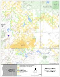 Oregon Blm Maps by Oregon U0027s National Monument Fight Is Far From Over Oregonlive Com