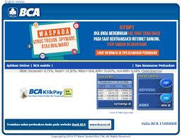 Klikbca Individual Cara Menghapus Daftar Transfer Di Klikbca Banking Bca