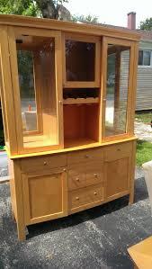 Oak Wine Cabinet Sale Adixon U0027s Garage Online Garage Sale Solid Oak Table And Oak Table