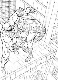 spiderman coloring pages games coloring