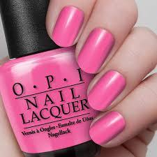 la paz itively nail lacquer opi