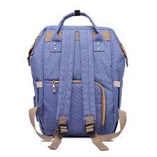 Jual Mummy jual large capacity multi functional travel bag baby handbag