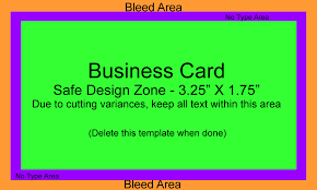 Make A Business Card Photoshop Tutorial How To Create A Print Ready Business Card