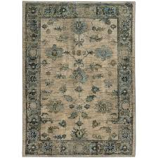 amazon com oriental weavers 6365a sedona collection area rug 7