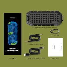 Rugged Outdoor by Vava Voom Rugged Outdoor Speaker Anthropocentric Reviews